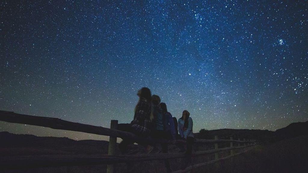 Madrid, Alicante, Gerona... Así se ha vivido la lluvia de estrellas más especial del año