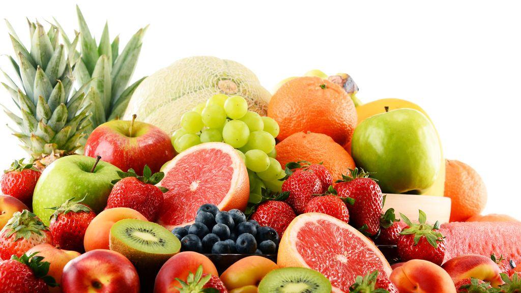Siete frutas ideales para picar entre horas