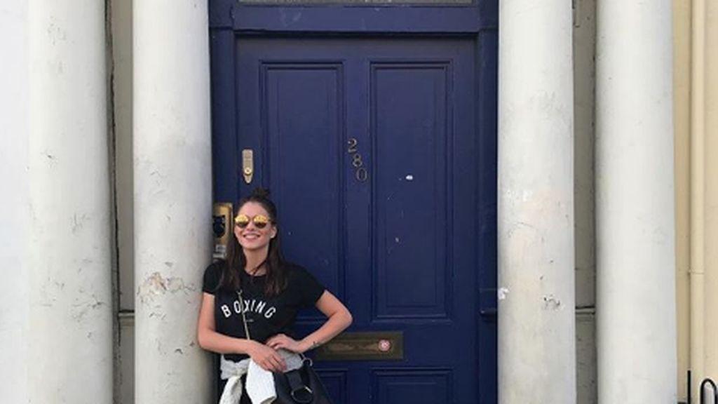 ¡Qué viva el amor! Andrea Duro viaja hasta Londres para reencontrarse con Chicharito