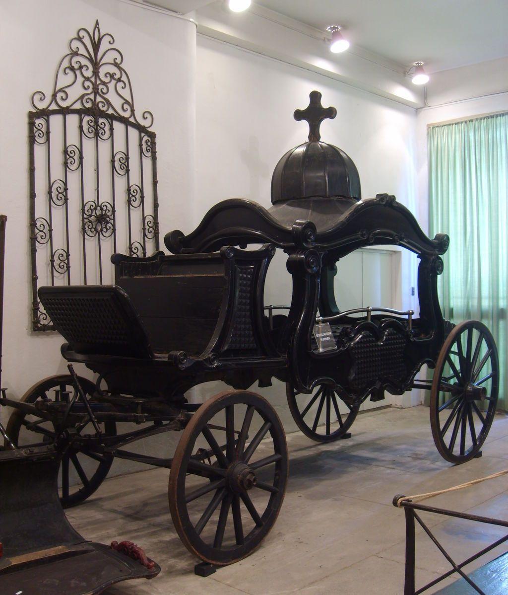 Museo de carrozas fúnebres