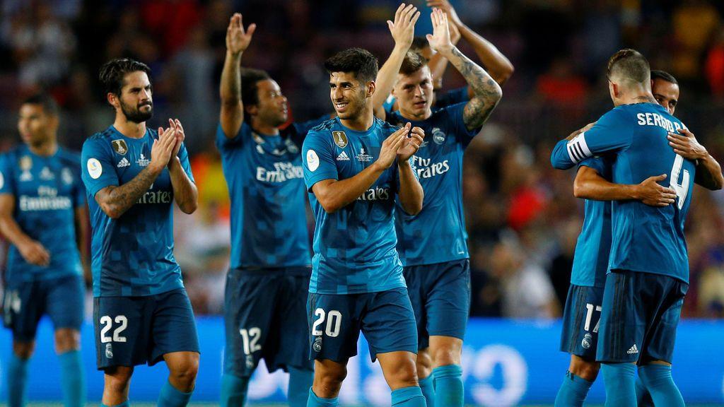 El mensaje de Isco a Marco Asensio por su golazo al Barça en el Camp Nou
