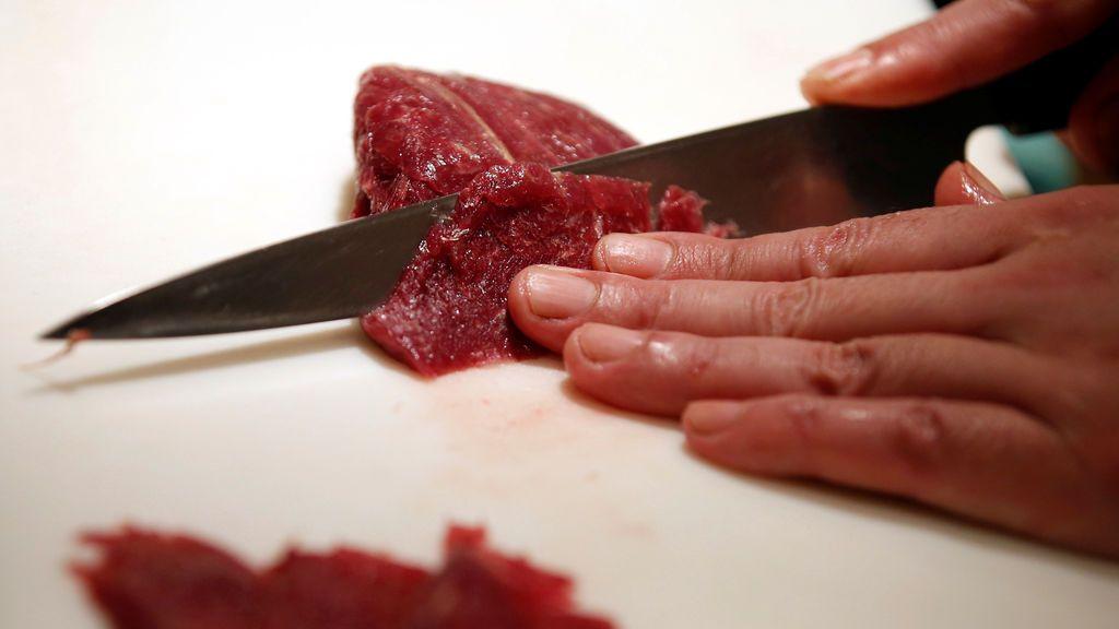 Sanidade inmoviliza 300 kilos de carne de potro destinados a una fiesta de Meis por falta de garantía sanitaria
