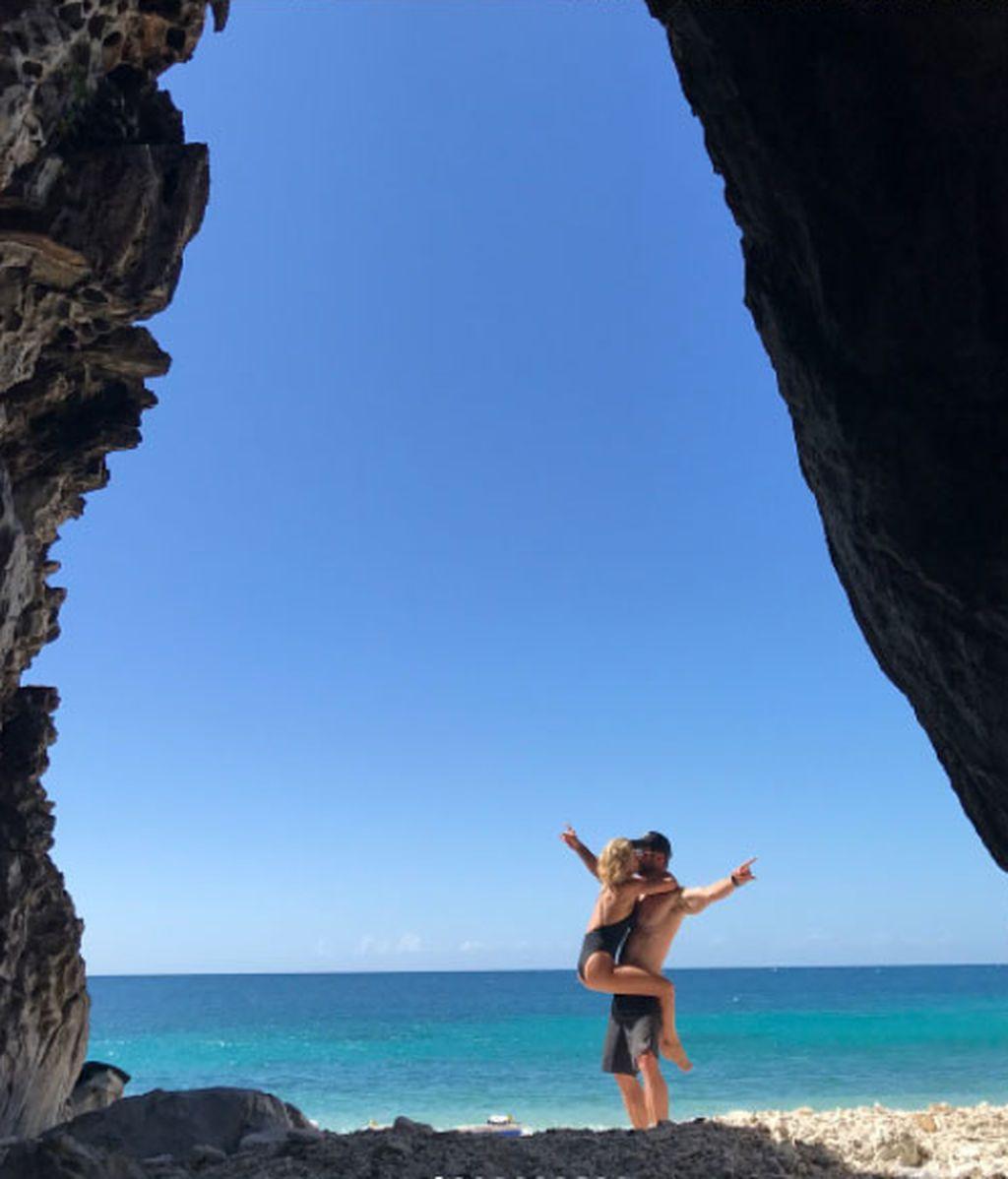 """El """"mejor fin de semana"""" de Elsa Pataky y Chris Hemsworth en Australia"""