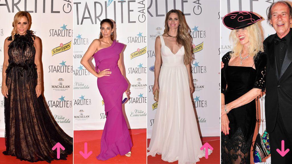 Aciertos y errores en la Gala Starlite Marbella