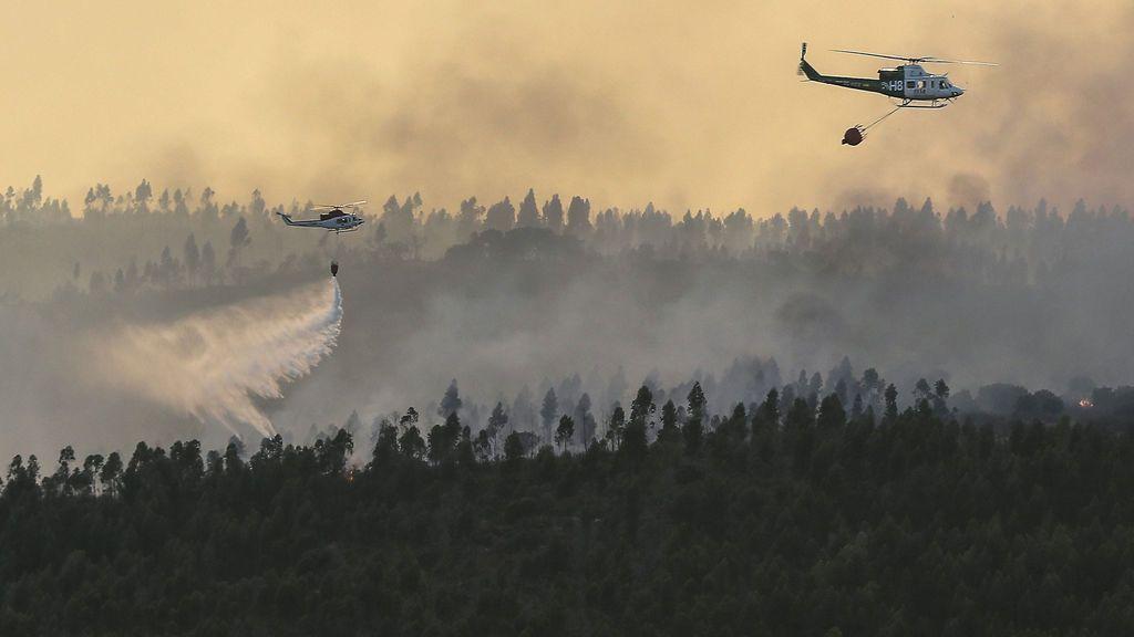 El fuego ha arrasado en lo que va de 2017 casi cuatro veces más de hectáreas que en el mismo periodo de 2016
