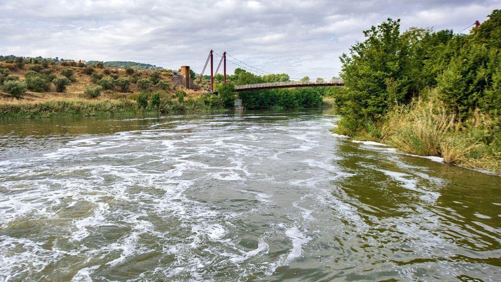 Hallan el cuerpo sin vida de una persona en el Tajo a su paso por Toledo