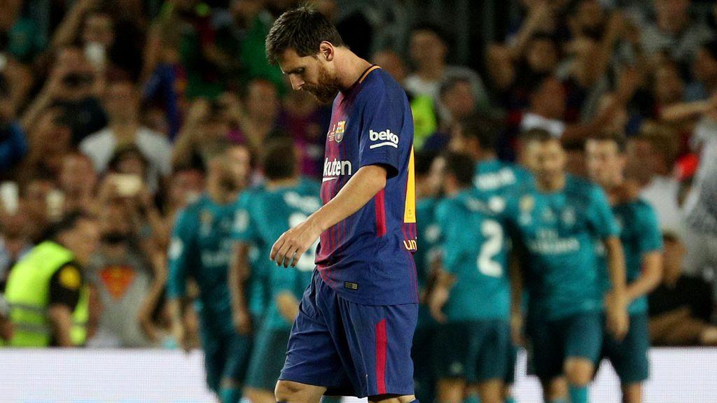 Leo Messi intenta levantar el ánimo de los culés con un mensaje en redes sociales