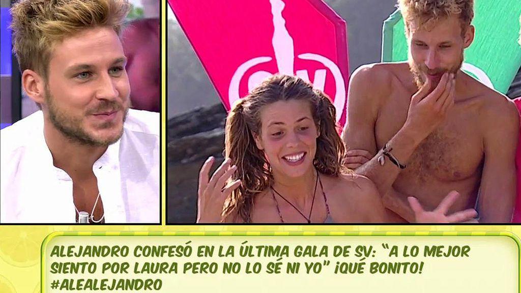 Alejandro Caracuel zanja la polémica con Laura Matamoros