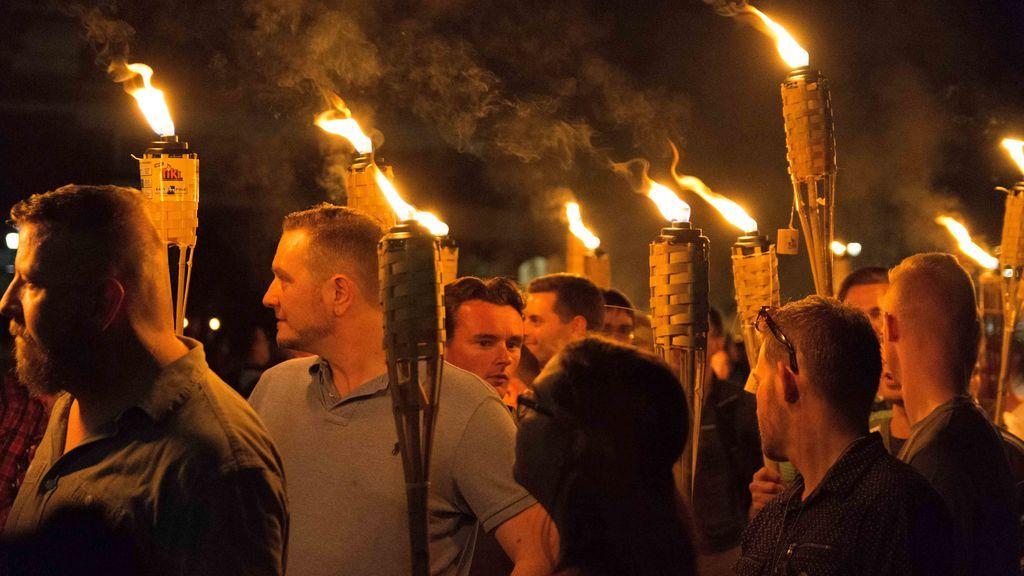 La Red identifica a varios de los supremacistas blancos que se manifestaron en Charlottesville