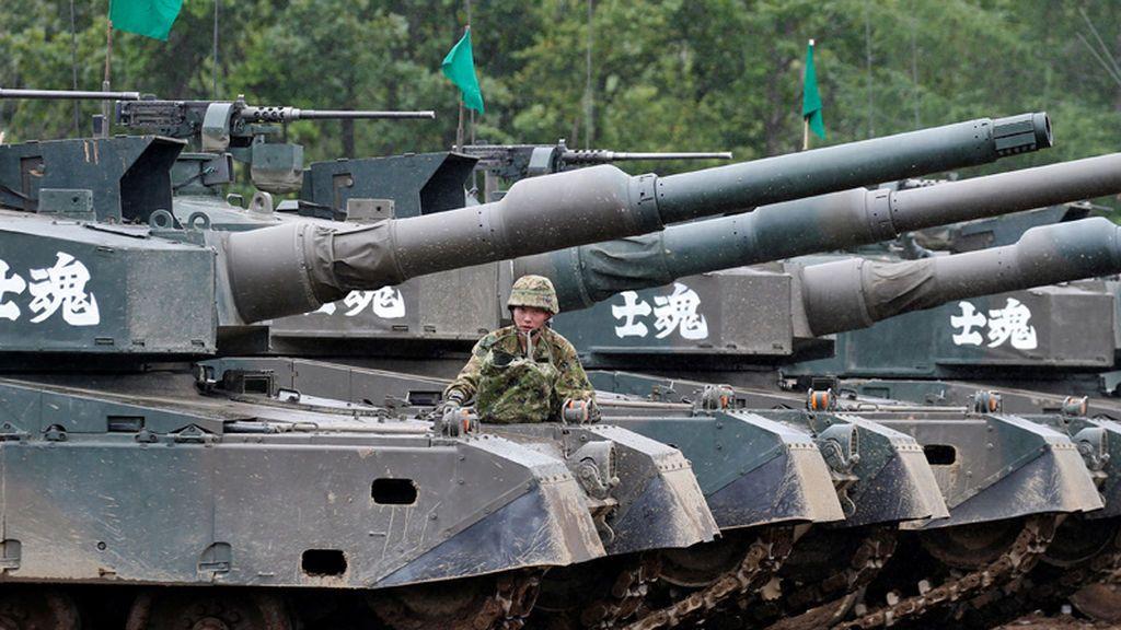 Los ejércitos de EE.UU. y Japón se unen