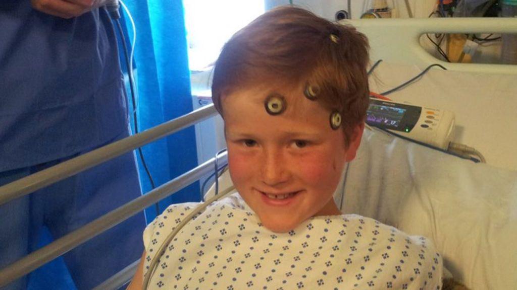 """""""Desearía que hubiera muerto en un accidente"""", el relato de la madre que perdió a su hijo de 10 años a causa de un cáncer"""