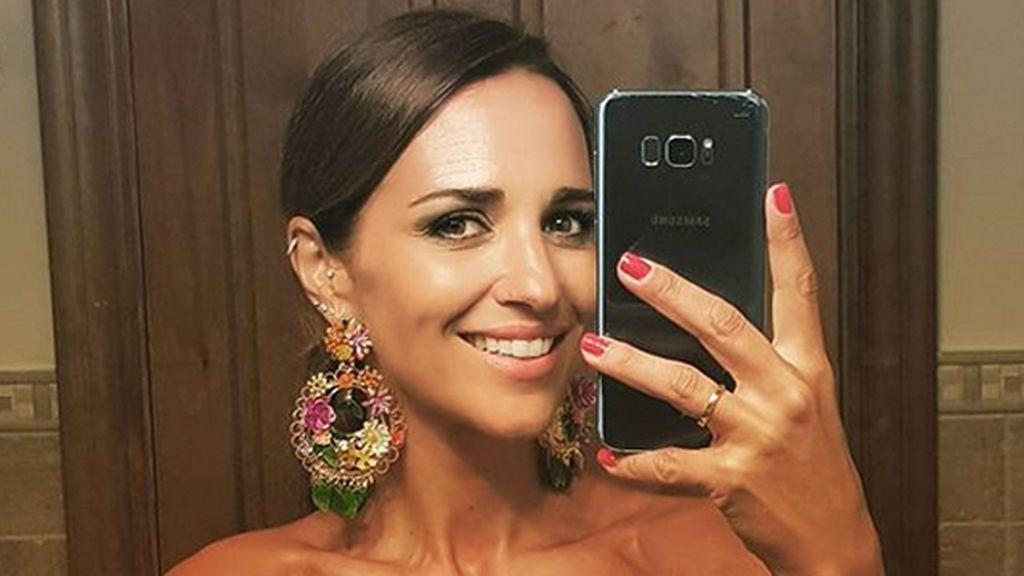 ¿Es esta la alianza de boda de Paula Echevarría?