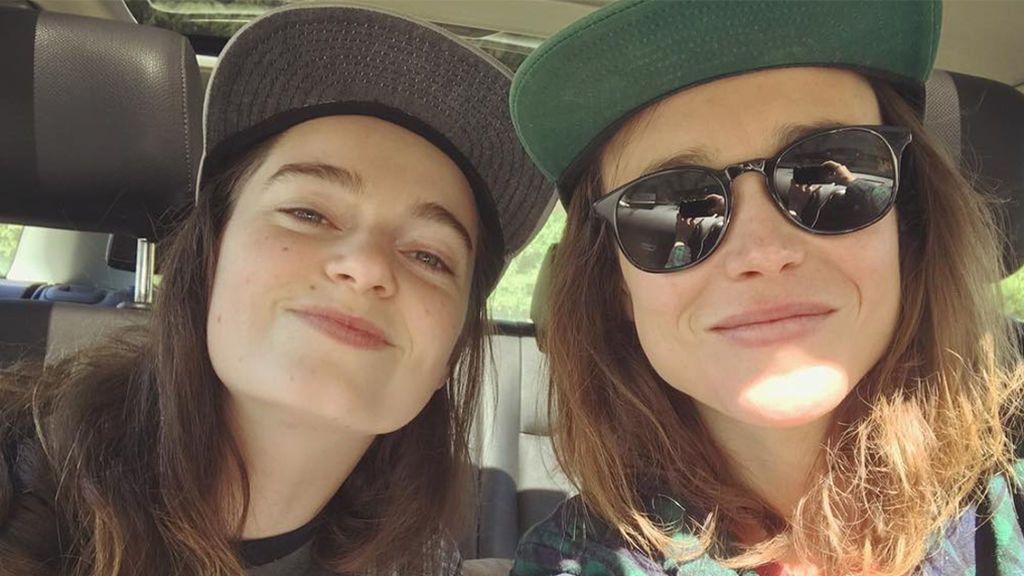 Ellen Page y Emma Portner: cronología de un amor