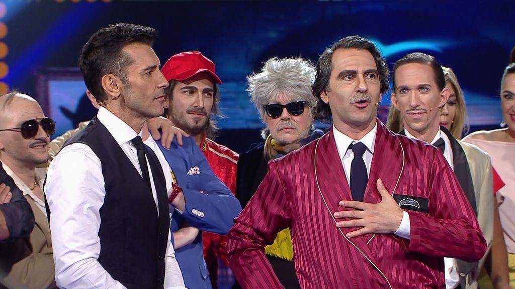 ¡Javier (Aznar) Martín se convierte en el ganador por goleada de la cuarta gala!
