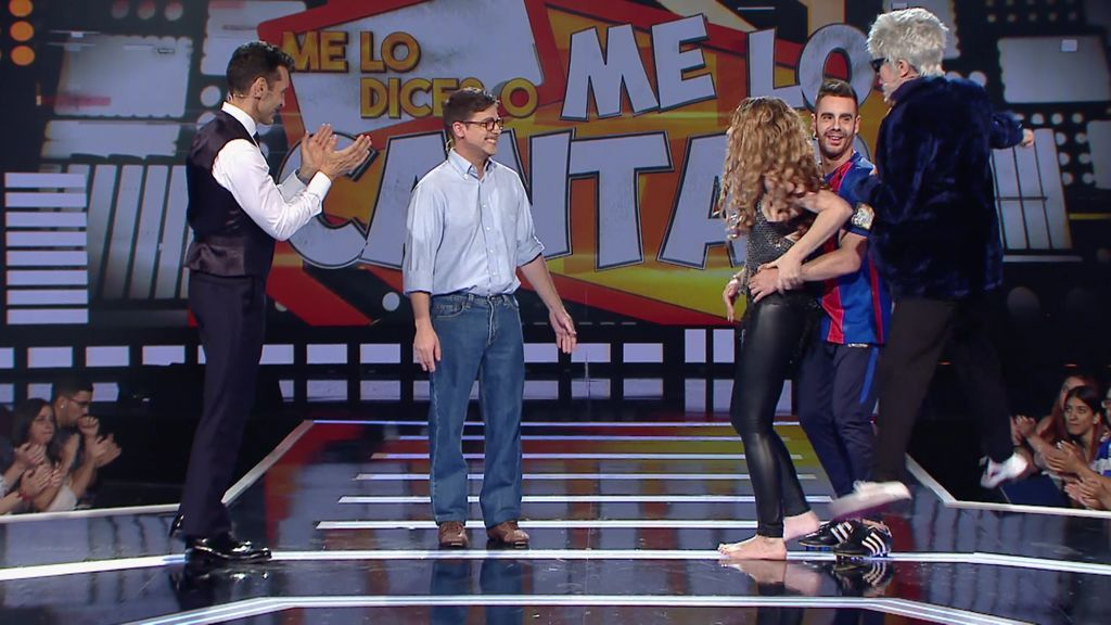 Y el favorito del equipo de Santi Millán es... ¡Iban (Errejón) Velacoracho!
