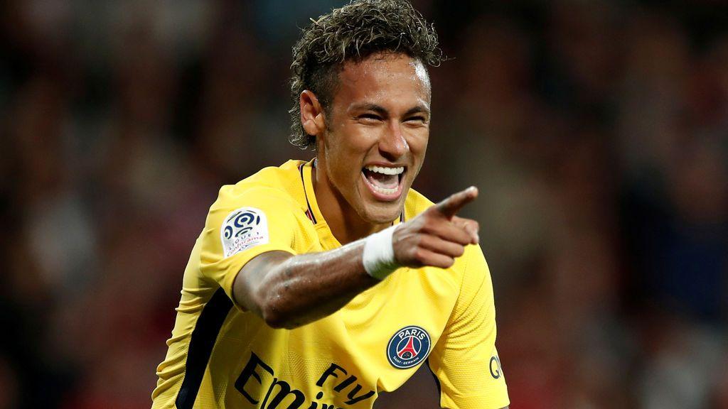 El PSG vacila al Barcelona por su derrota en el Bernabéu con una carcajada de Neymar