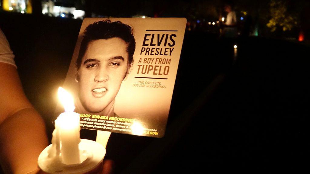 40 aniversario de la muerte de Elvis Presley