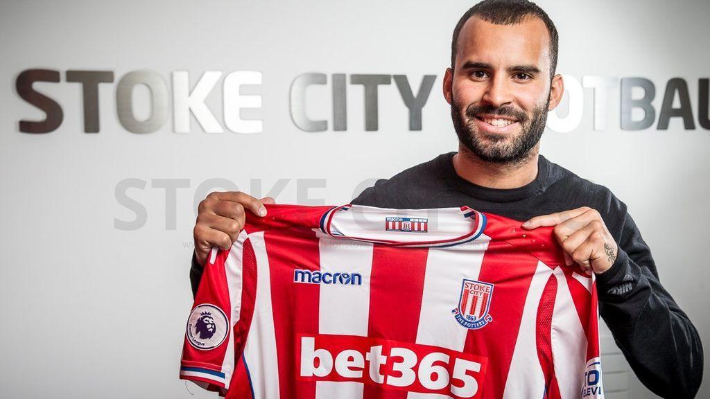 ¡Es oficial! Jesé Rodríguez hace las maletas a la Premier y se marcha cedido al Stoke City