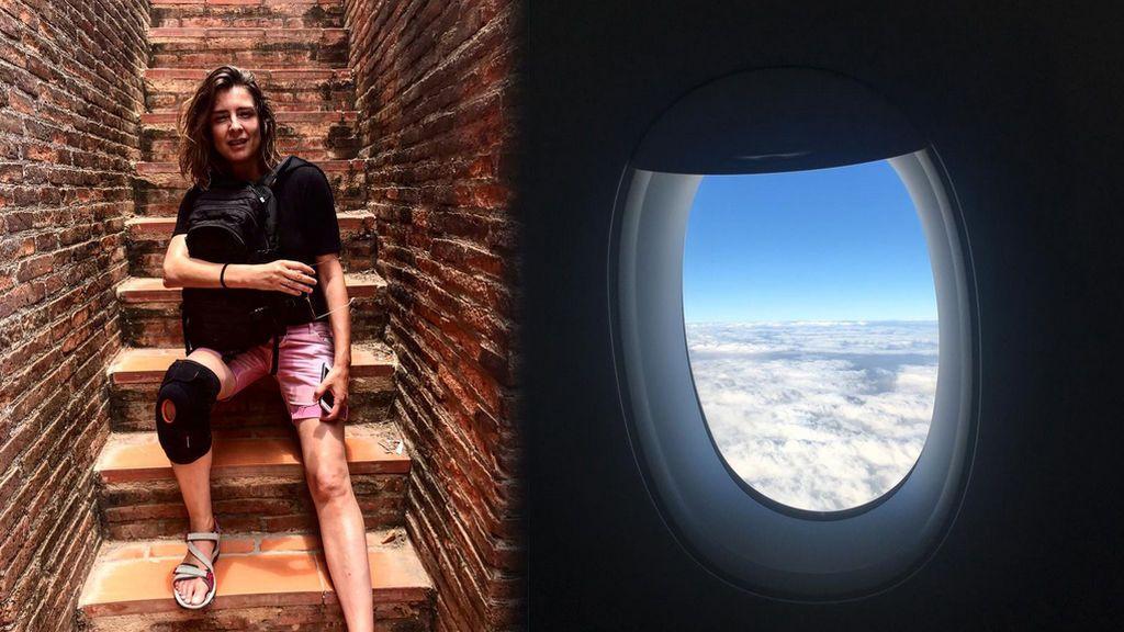 ¡Qué mala pata! Sandra Barneda sufre un contratiempo en sus vacaciones