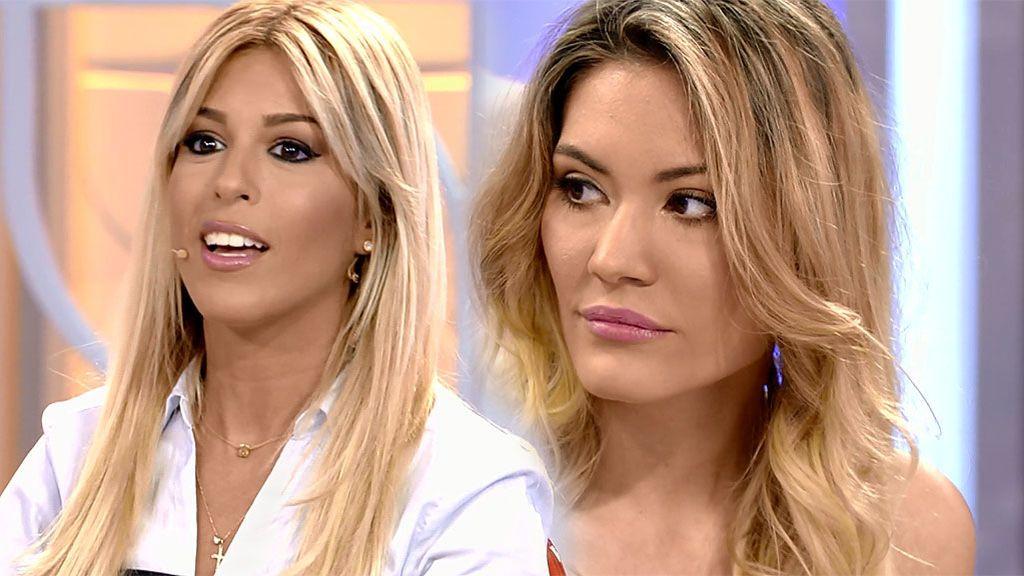 """Emma García: """"Cuando veo a Judith me acuerdo de los primeros días de Oriana"""""""