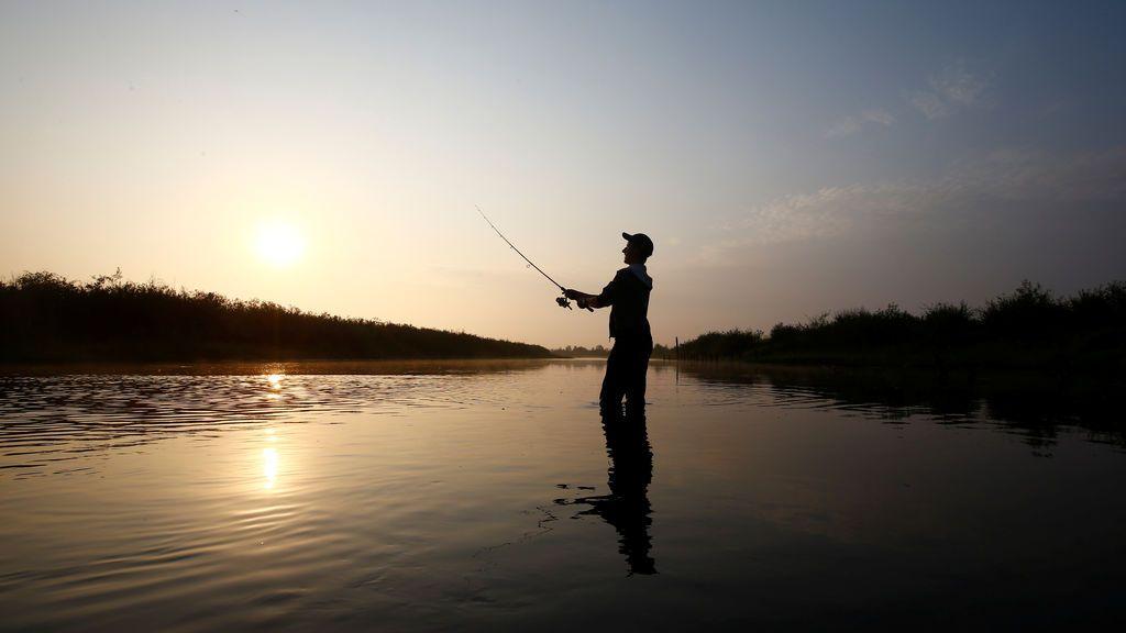 Pesca en Bielorrusia