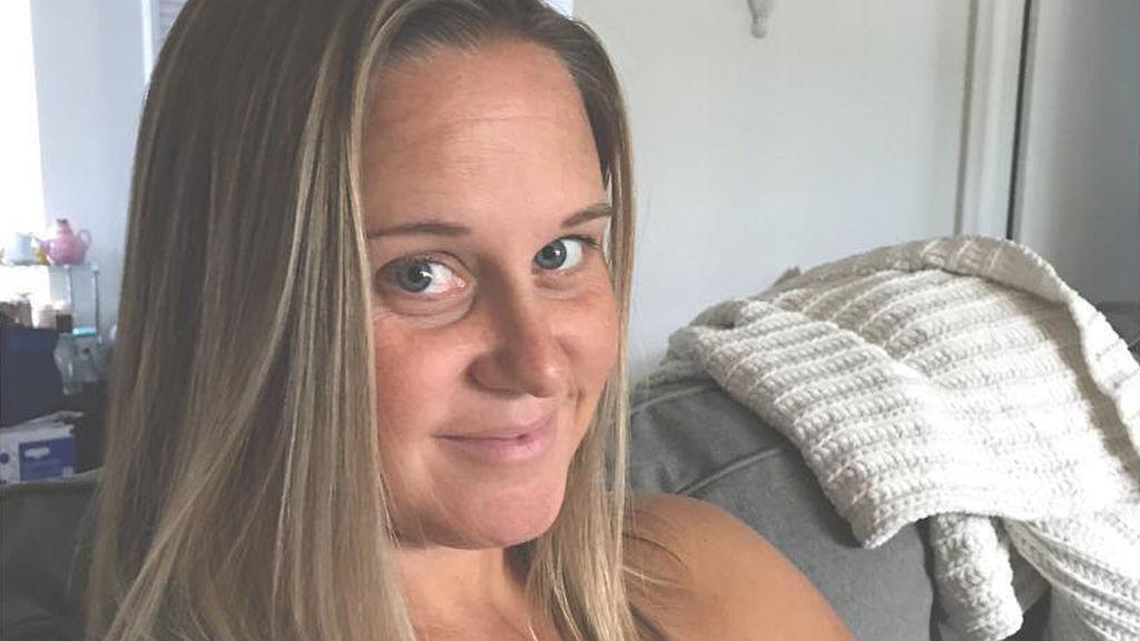 La confesión de Angela Burzo sobre la dolorosa realidad de la lactancia materna