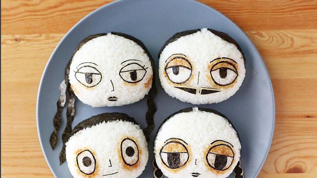 Samantha Lee empezó a crear estos platos para que sus hijas comieran por sí mismas