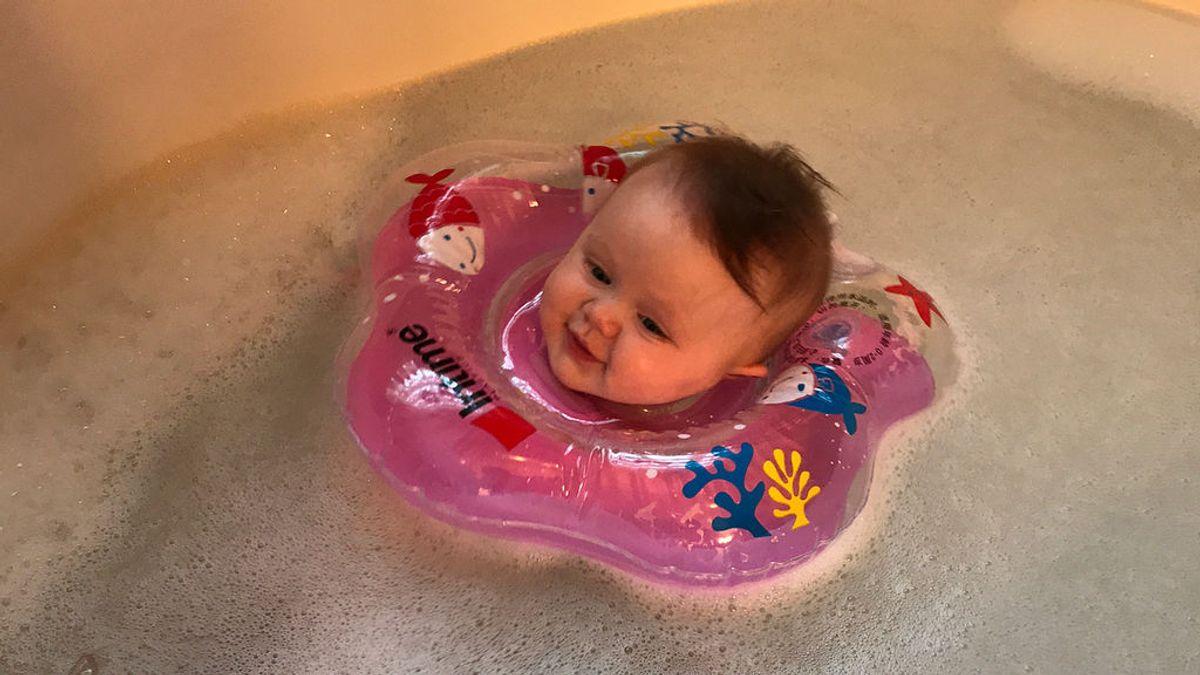 Flotadores de cuello para bebés: La última moda potencialmente mortal