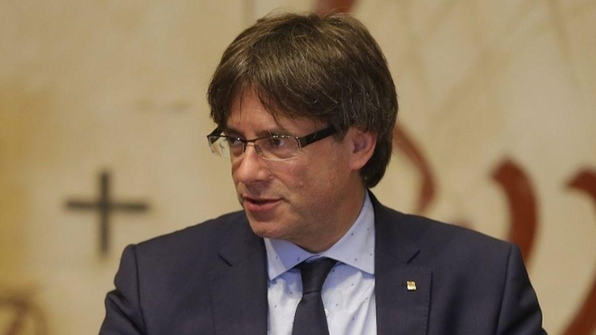 """Puigdemont pide """"máxima prudencia y toda la atención"""" a las víctimas"""