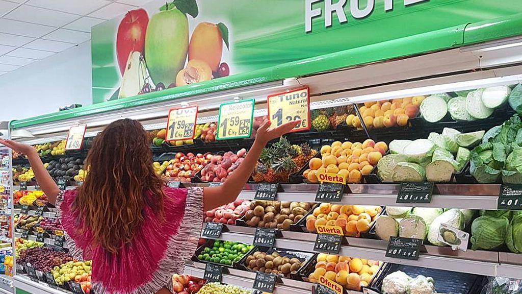 Amor Romeira ('GH 9') te anima a que comas fruta fresca para combatir el calor 🍉🔥