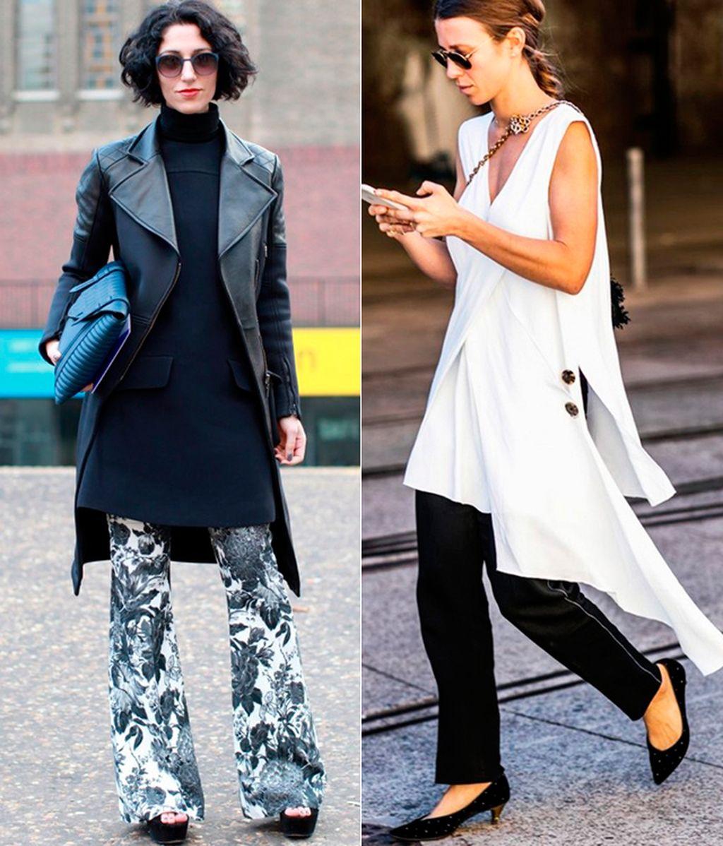 vestido y pantalon