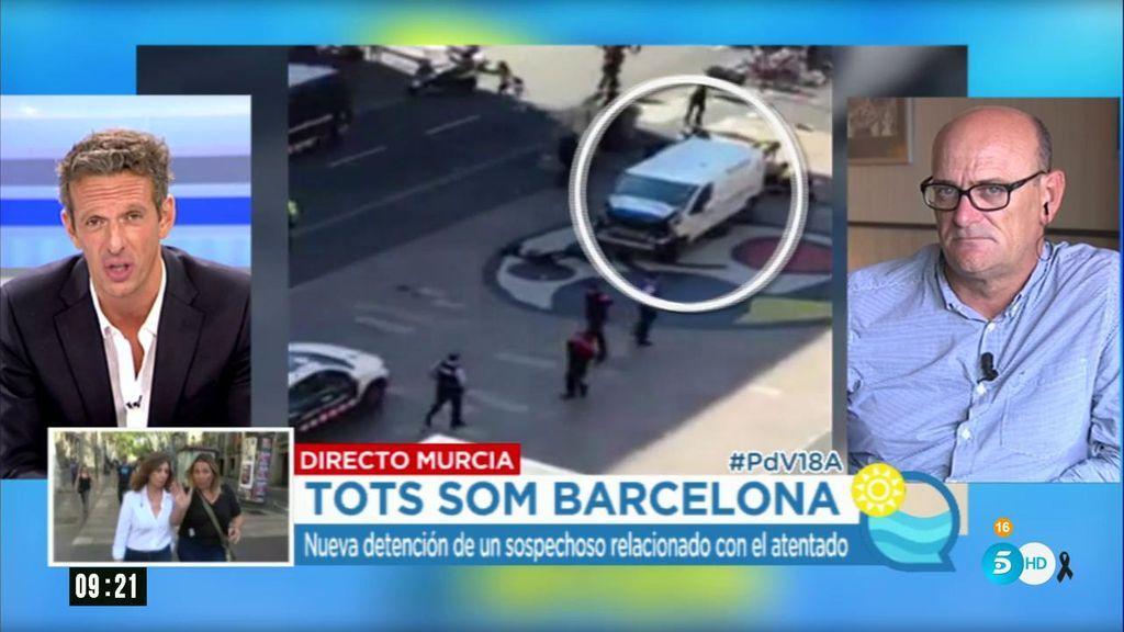 """Gil Garre: """"España es un objetivo muy simbólico del terrorismo yihadista"""""""
