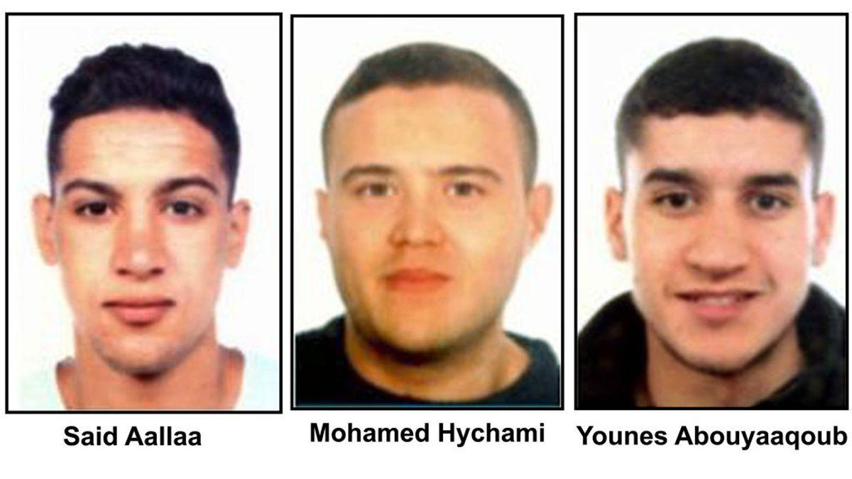 La Policía busca a 3 jóvenes por su relación con los atentados de Barcelona y Cambrils