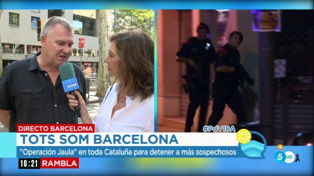 """Portavoz de los Mossos: """"Los terroristas de Cambrils iban a acuchillar a la gente"""""""