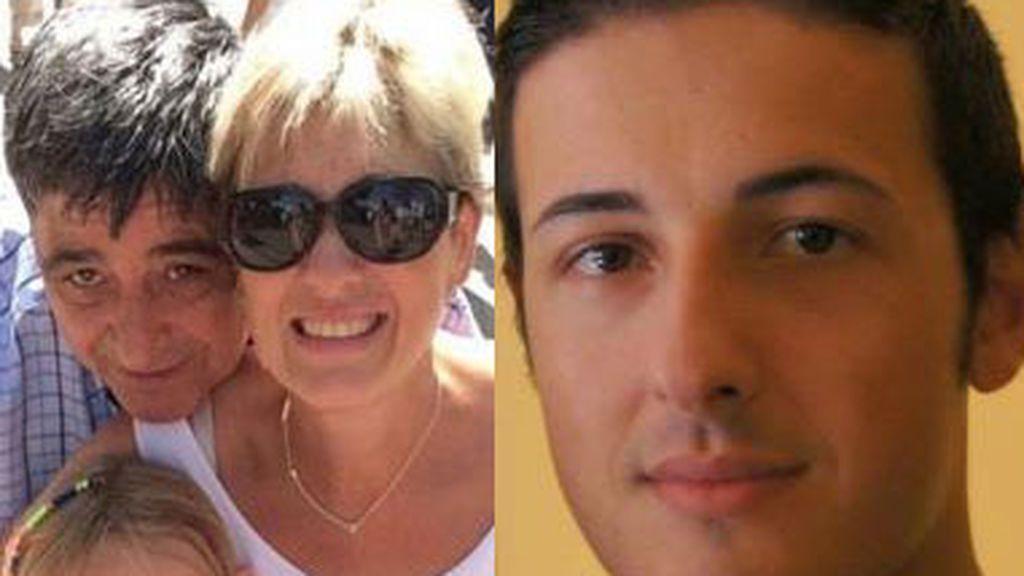 Un granadino y un padre italiano, primeras víctima mortales  identificadas del atentado de Barcelona