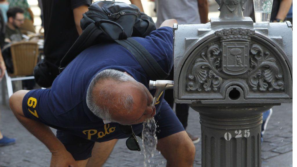 La mitad de las provincias españolas,  en riesgo por altas temperaturas