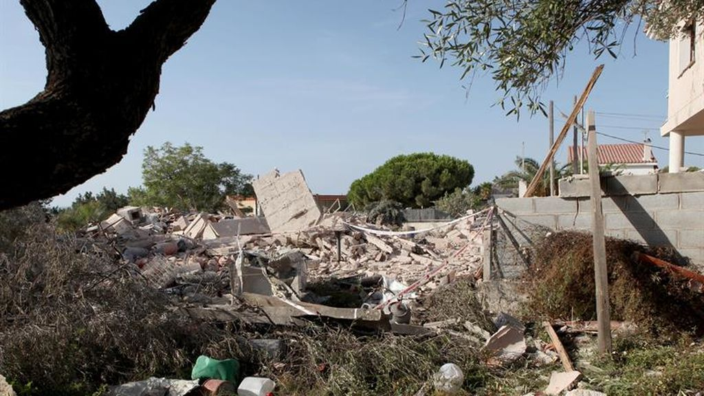 Investigan si hubo dos muertos en Alcanar y buscan a un terrorista identificado huido