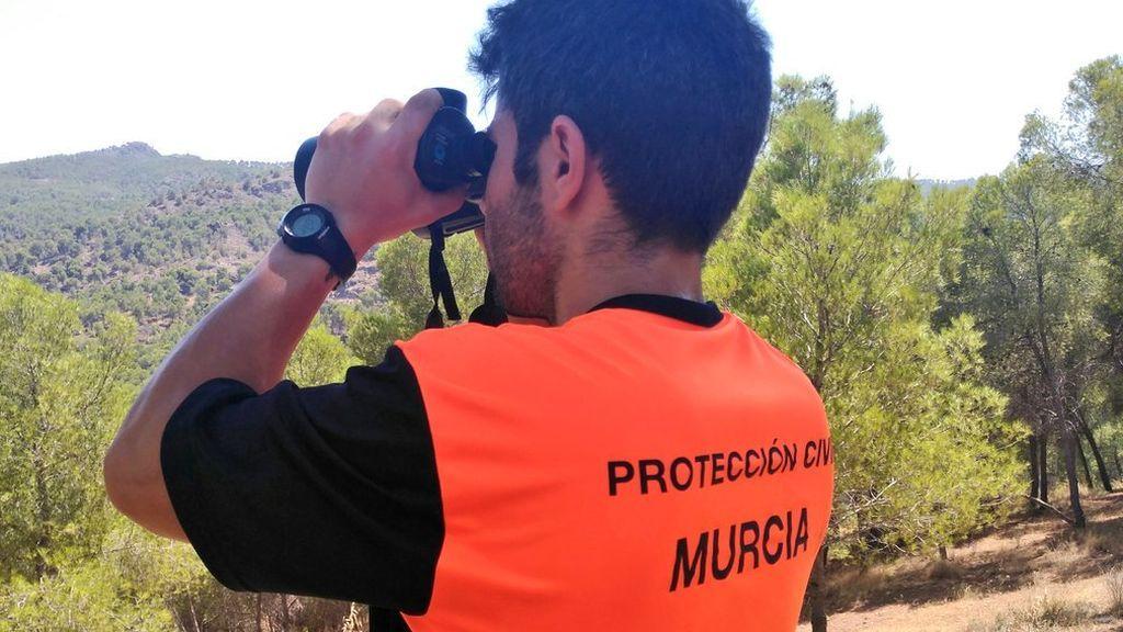 Rescatados dos senderistas extraviados en la Sierra de las Moreras de Mazarrón