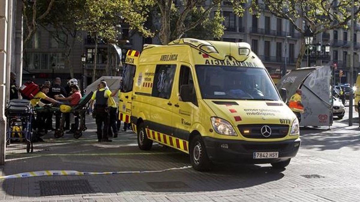55 heridos continúan ingresados en hospitales, 15 en estado crítico