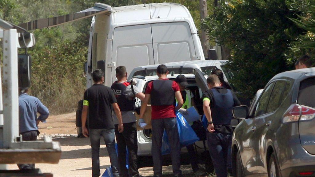Los Mossos provocarán explosiones controladas en la casa de Alcanar