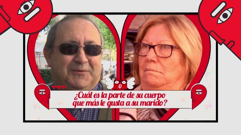 Dolores y Mariano llevan más de 40 años juntos pero... ¡Fallan preguntas a diestro y siniestro!