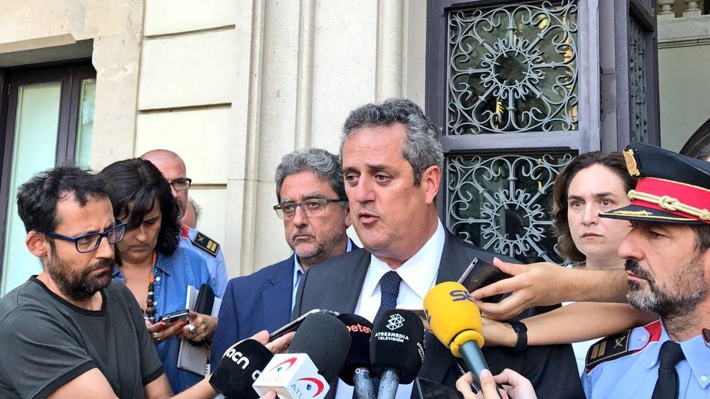 El consejero catalán de Interior no da por desarticulada la célula terrorista