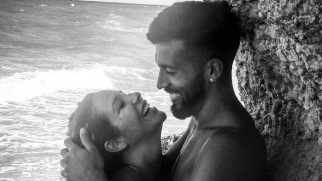 Tamara Gorro celebra su aniversario con su marido Ezequiel Garay