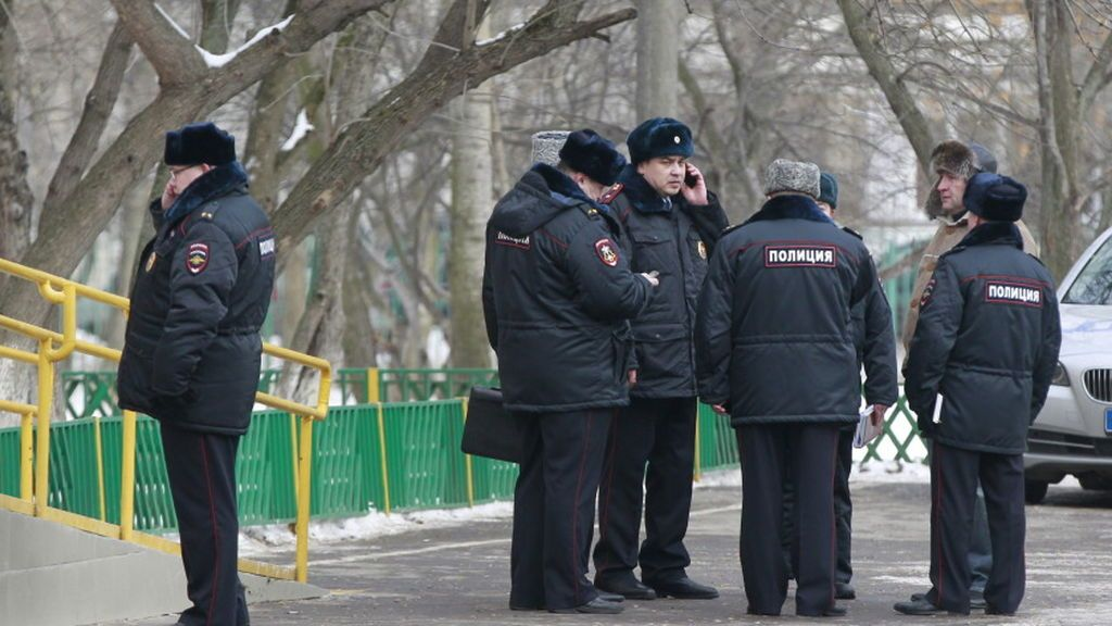 Siete heridos por el ataque de un hombre armado con un cuchillo en Rusia