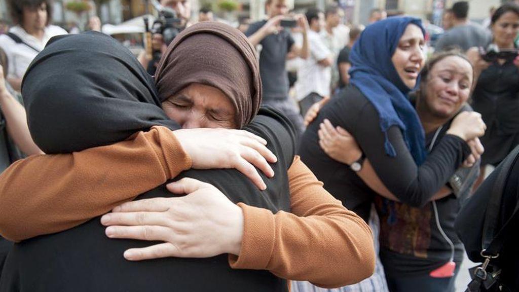 Los terroristas abatidos parecían integrados en su entorno, según los vecinos