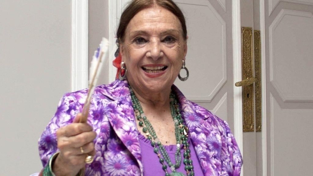 Nati Mistral, una de las actrices más vinculadas a la obra de Lorca (20 de agosto)