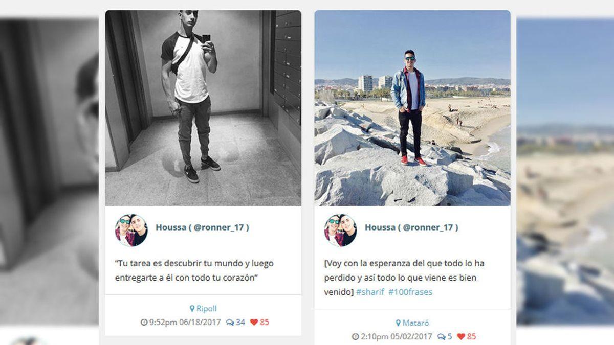 """El hermano del terrorista huido Younes publicó mensajes """"crípticos"""" en sus redes"""