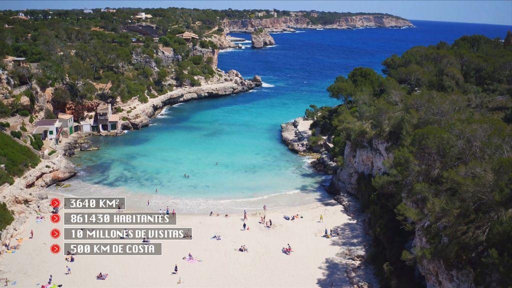 Mallorca, un turismo de contrastes que pone su 'Verano en el punto de mira'