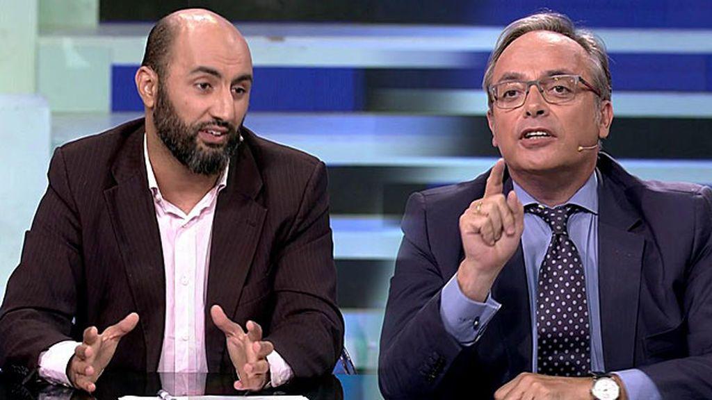 "Houssein Ouariachi, a Alfredo Urdaci: ""Cuando le escucho, escucho a un talibán"""