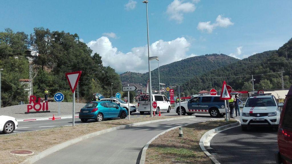 Cerco policial en la frontera y en Ripoll mientras continúa la búsqueda de Younes Abouyaaqoub